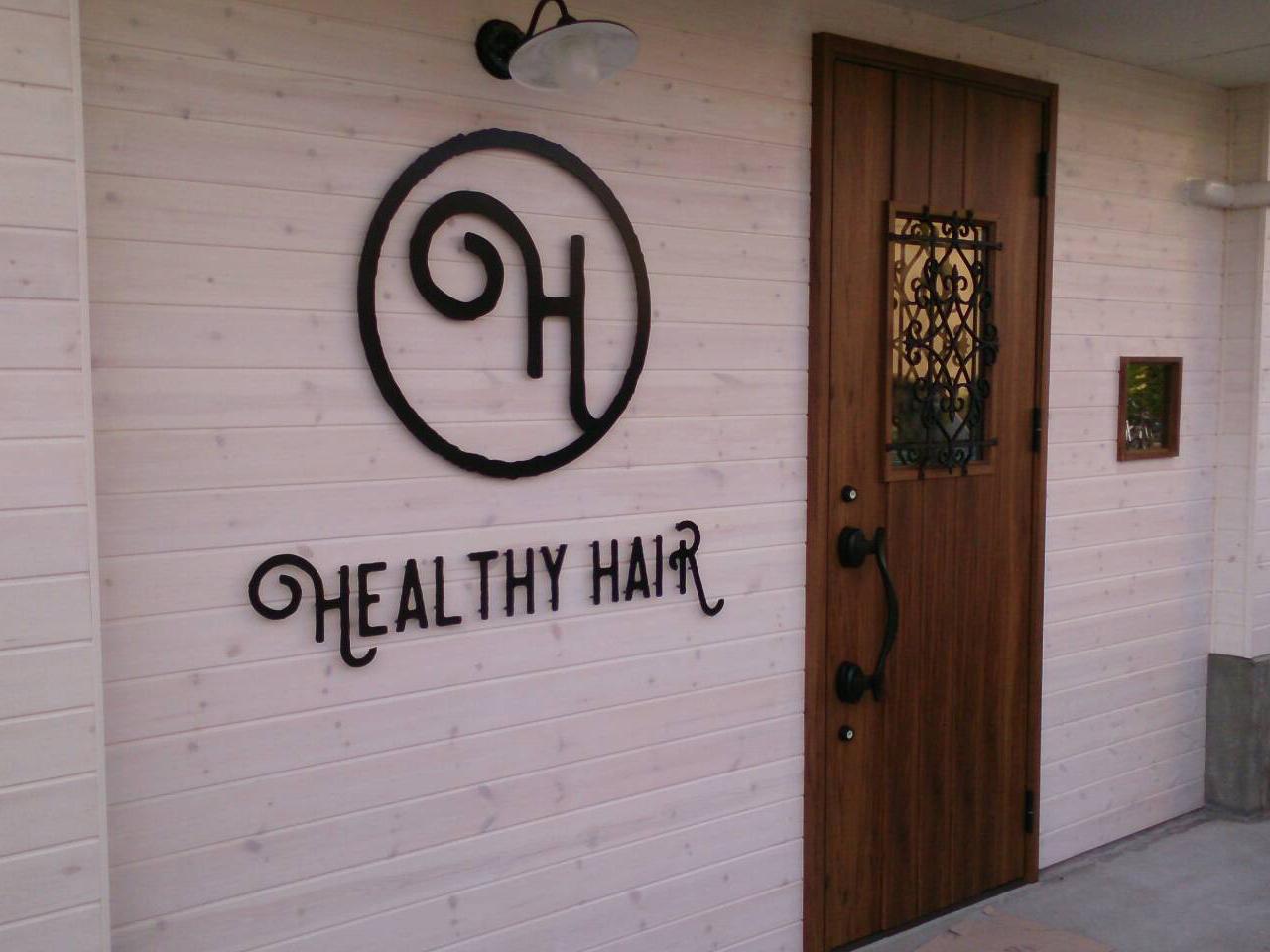 HEALTY HAIR様